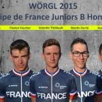 Equipe de France Junior B Roller Course