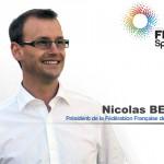 Nicolas Belloir, président FFRS